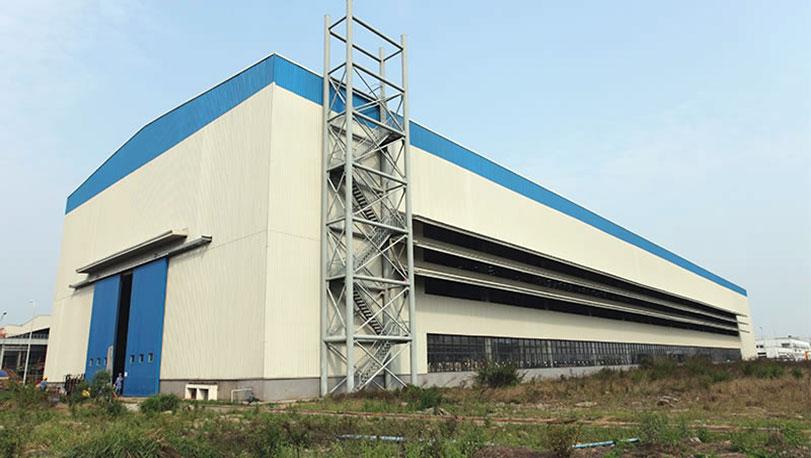 广州龙穴船厂